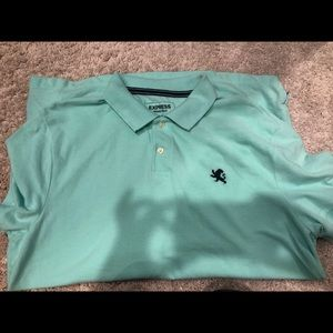 Express men's polo